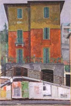 biasion-2014_casa-gialla-e-rossa-1955-olio-cm-46x68